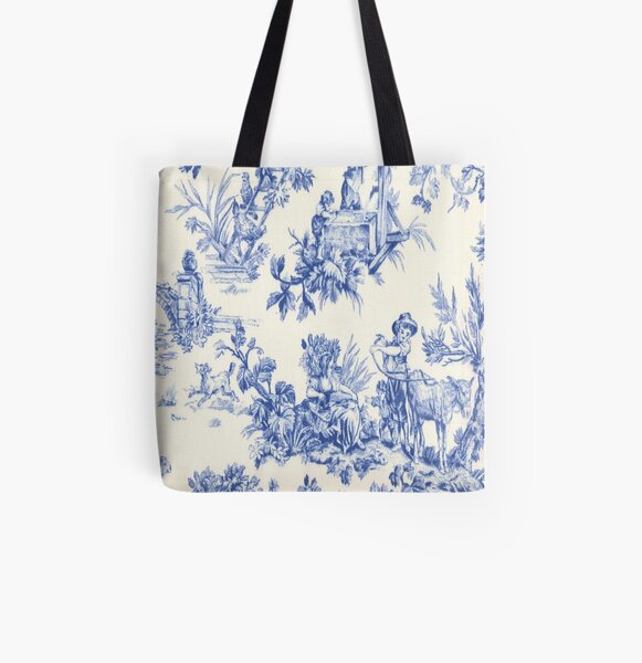 Blue Boy  All Over Print Tote Bag