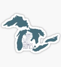 HOMES Sweet HOMES Sticker