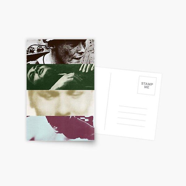 The Smiths Albums Postcard