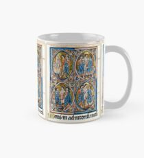 Illuminated New Testaments Christ Judged Classic Mug
