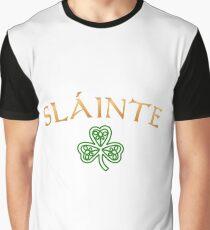 Slainte T-shirt Graphic T-Shirt