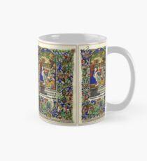 Illuminated New Testaments Adoration of Baby Jesus Classic Mug