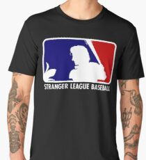 Stranger League Baseball Men's Premium T-Shirt