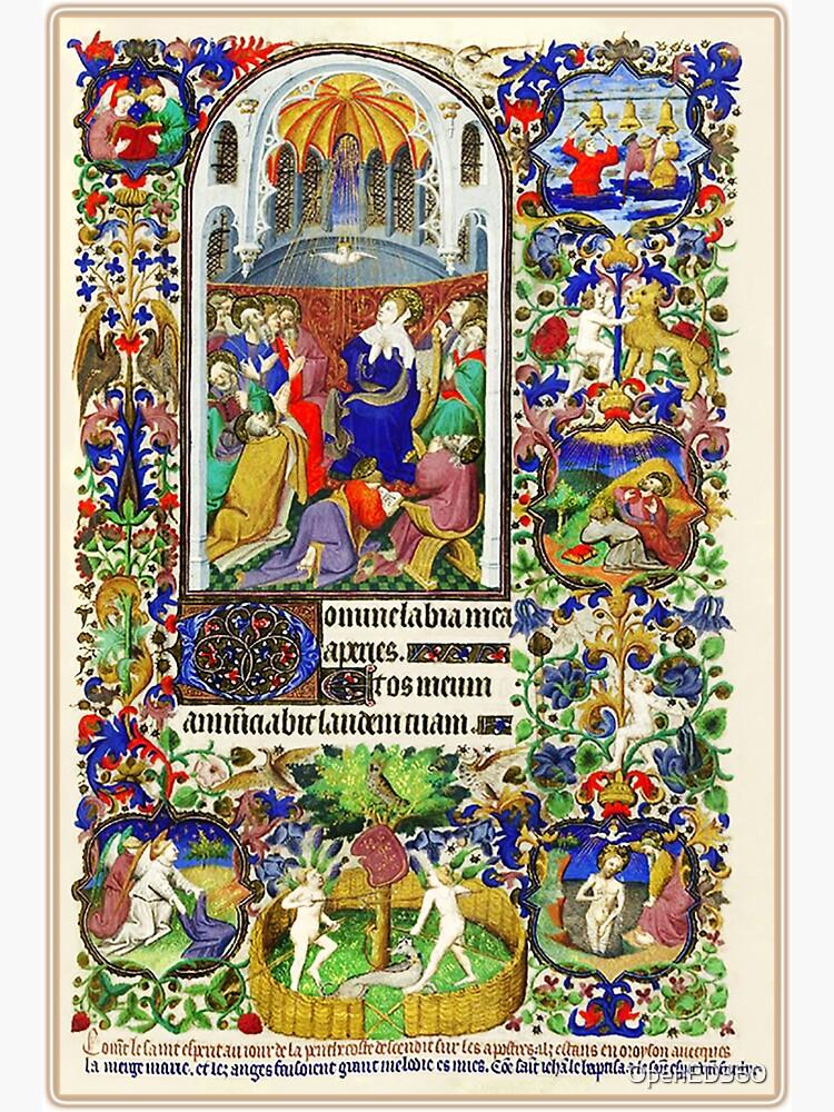 Illuminated New Testaments Pentecost Holy Spirit by OpenED360