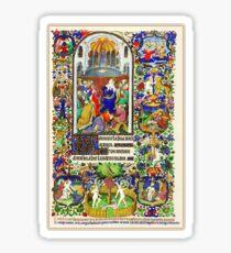 Illuminated New Testaments Pentecost Holy Spirit Sticker