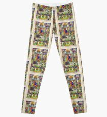 Illuminated New Testaments Pentecost Holy Spirit Leggings