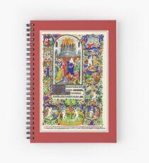 Illuminated New Testaments Pentecost Holy Spirit Spiral Notebook