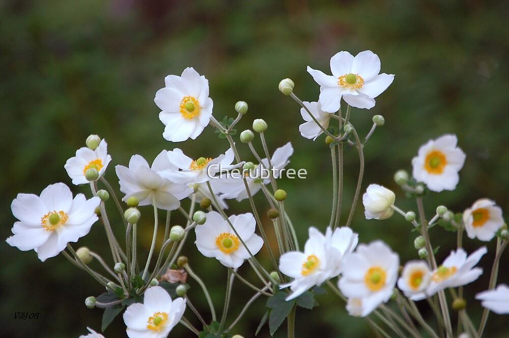 Myriad of Flowers by Cherubtree