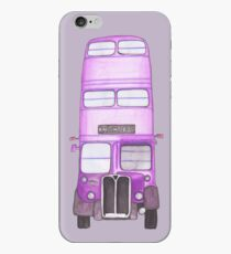 Big Purple Bus iPhone Case