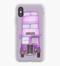 Big Purple Bus iPhone Case