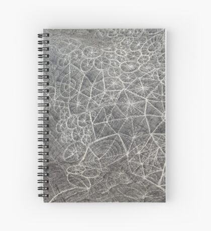 Rockpool - Grey #2 Spiral Notebook