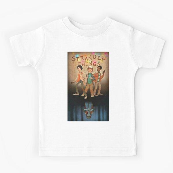 Cosas extrañas Camiseta para niños