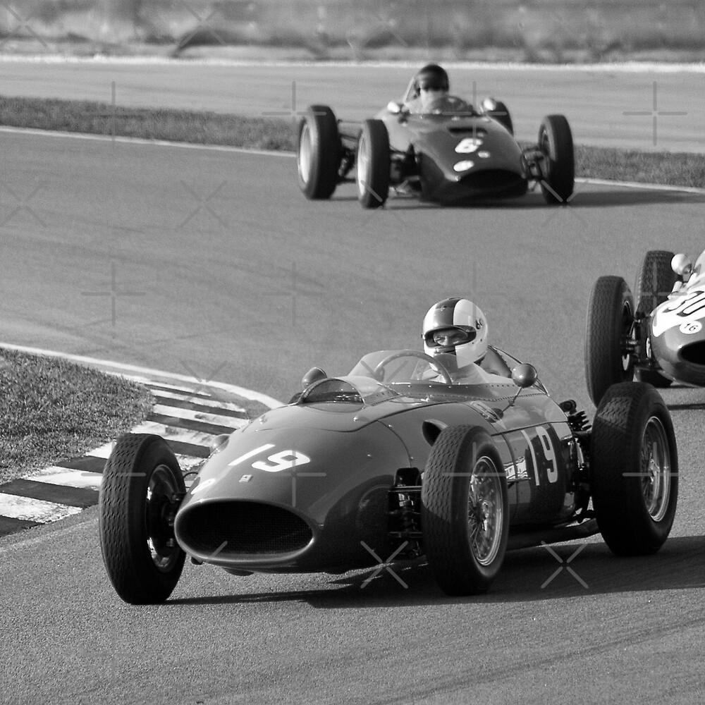 History of Ferrari by Andre Gascoigne