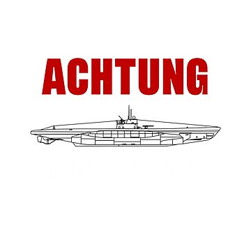 Achtung - SUB liminal Messages - U-Boat by mhvis