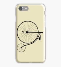 Penny Farthing iPhone Case/Skin