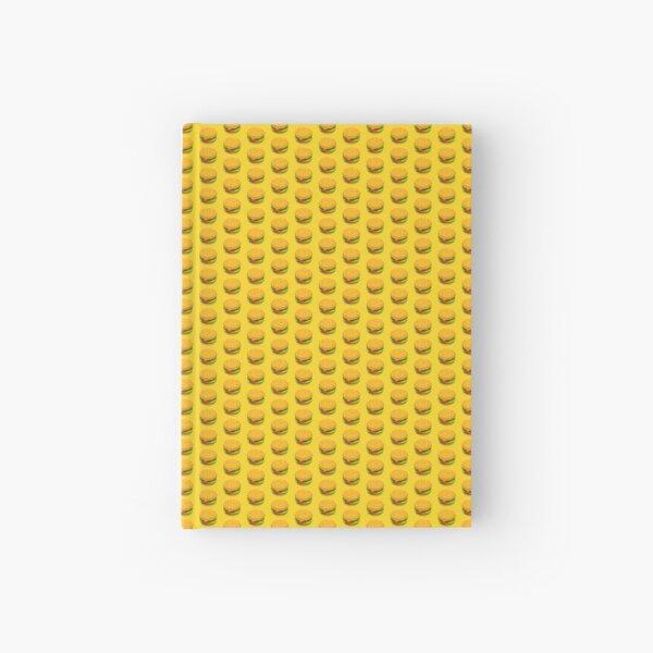 Burger Time Hardcover Journal