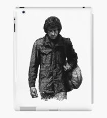 rambo - first blood film  action soldier iPad Case/Skin