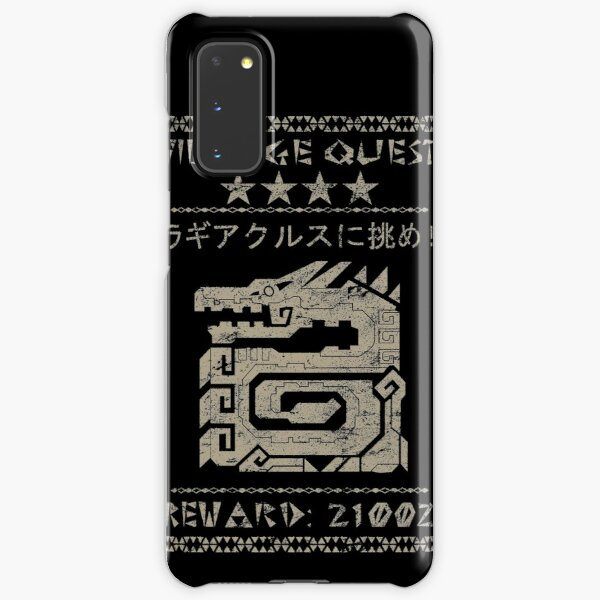 Village Quest - Lagiacrus Samsung Galaxy Snap Case
