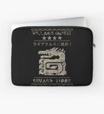 Village Quest - Lagiacrus Laptop Sleeve