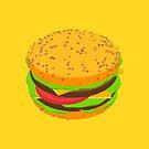 Burger Time by crispe