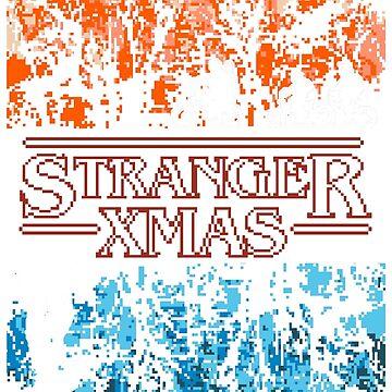 Stranger Xmas by Arinesart