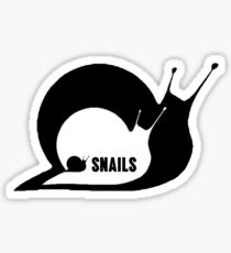 Snails (Double) Sticker