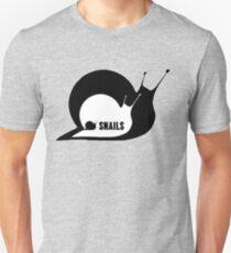 Snails (Double) Unisex T-Shirt