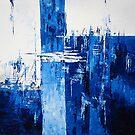 Almost Blue by Wim van der Heijden