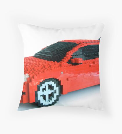 Mazdaspeed3 Throw Pillow