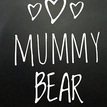 Love Mummy Bear by kevsphotos2008