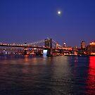 Brooklyn Bridge by jennydarina