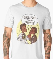 troy and abed in the morning Men's Premium T-Shirt