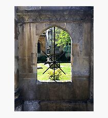Through Your Window Photographic Print