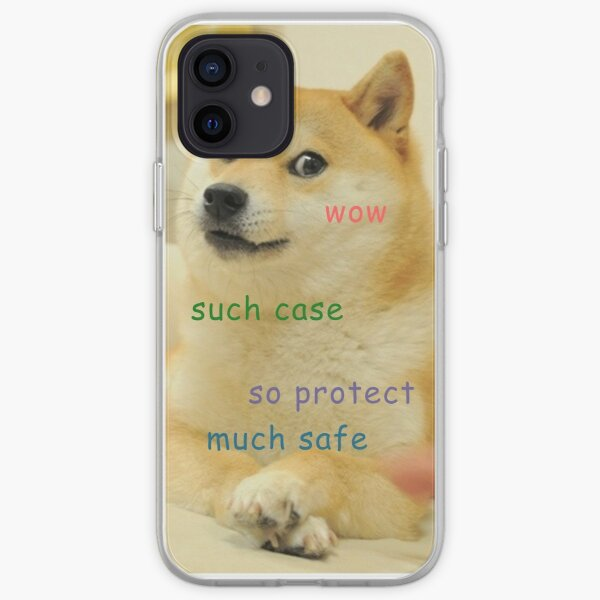 Doge Protect Case iPhone Soft Case