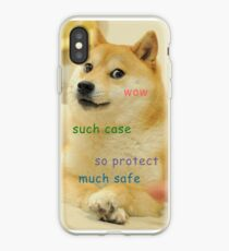 Vinilo o funda para iPhone Caso Doge Protect