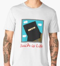 """Such is Life"" - Ned Kelly Men's Premium T-Shirt"