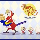 Mama Red's by birdinthehand