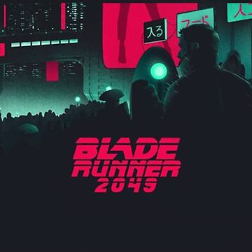 Blade runner 2049 by titanthony