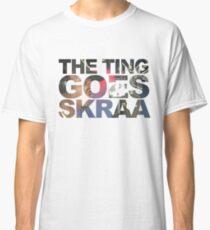 Big Shaq - The Ting Goes Skraa Classic T-Shirt