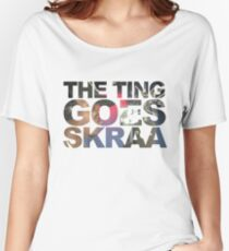 Big Shaq - The Ting Goes Skraa Women's Relaxed Fit T-Shirt