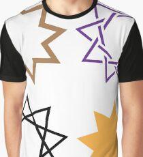Bahai Star Graphic T-Shirt