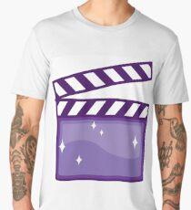 Movie Clapper Men's Premium T-Shirt