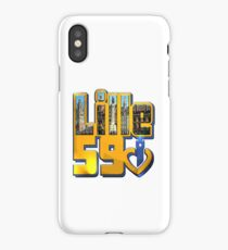 Lille 59 iPhone Case/Skin