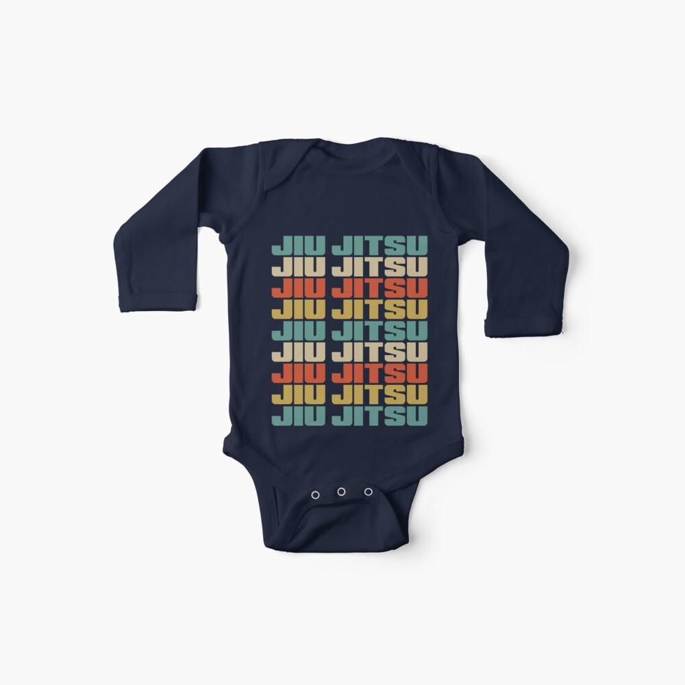 JIU JITSU - BRASILIANISCHES JIU JITSU Baby Body