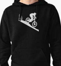 Mountain Biking Pullover Hoodie