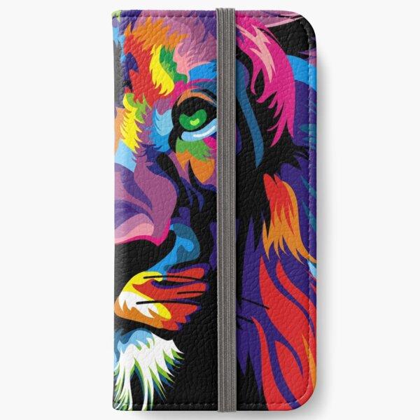 lion  iPhone Wallet