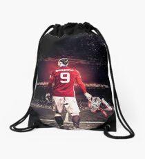 Zlatan Ibrahimovic - Manchester United. Drawstring Bag