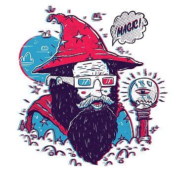 Ooohhh Magic! by effect14