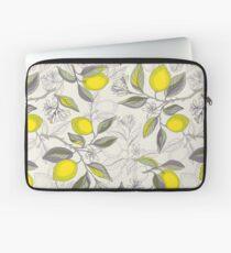 Lemon pattern Laptop Sleeve