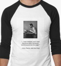 John Fante Men's Baseball ¾ T-Shirt